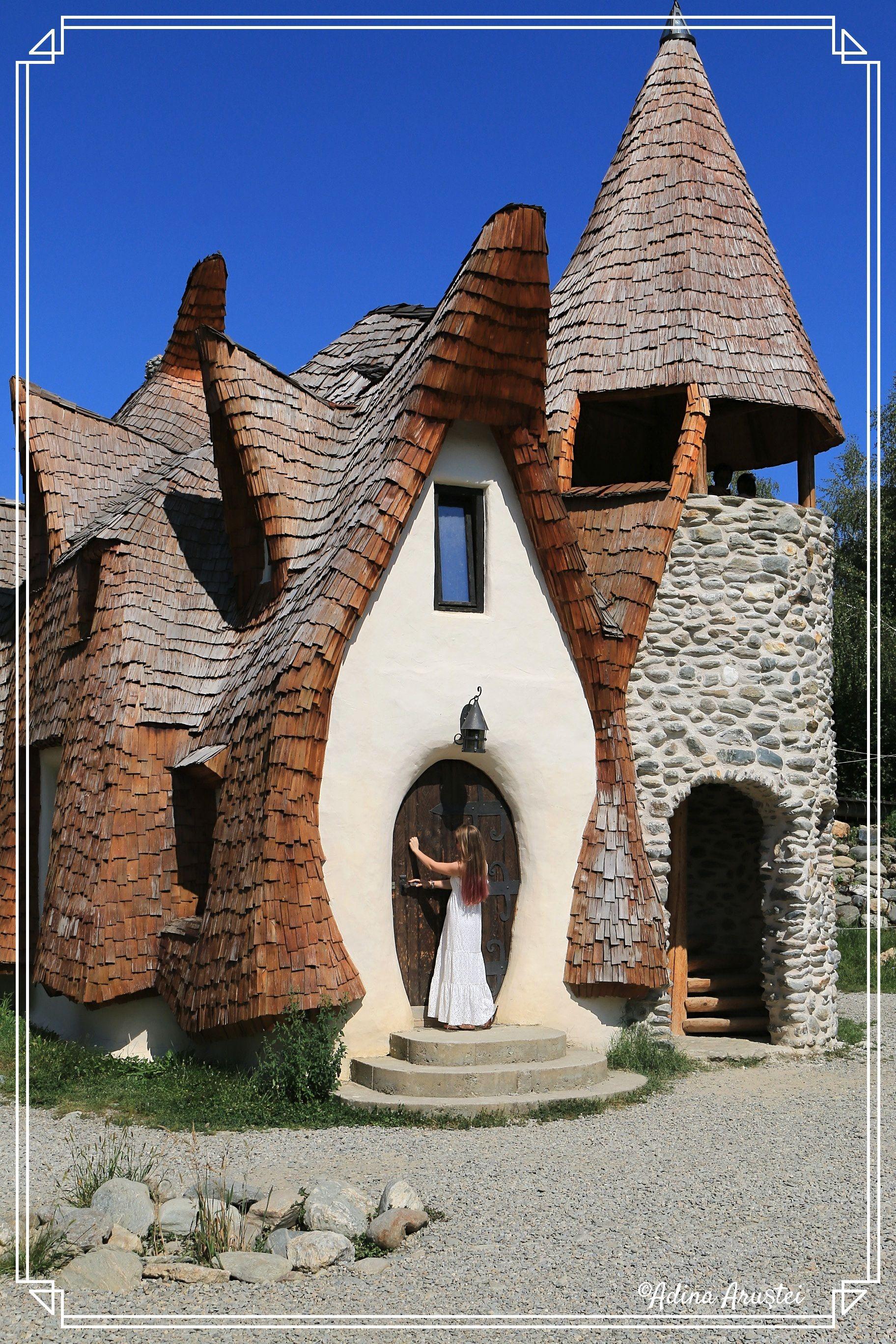 Castelul de lut din Valea Zanelor Porumbacu de Sus (1)