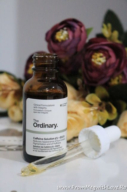 Caffeine Solution 5% + EGCG - The Ordinary, Deciem