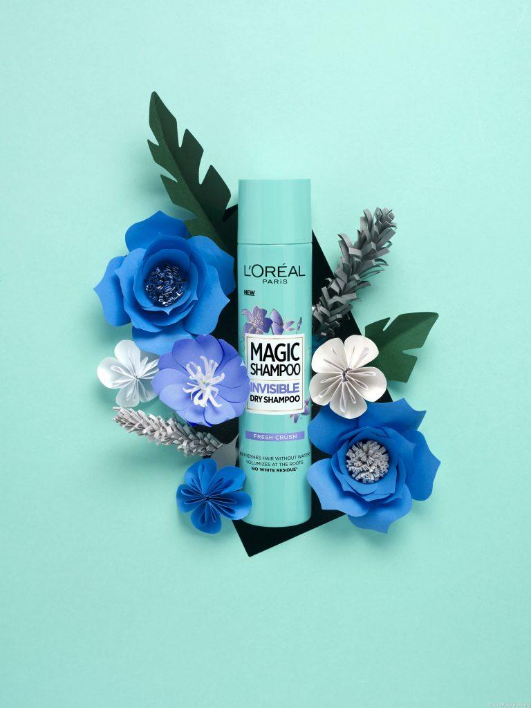 L'Oreal Paris: Şampon uscat Magic shampoo