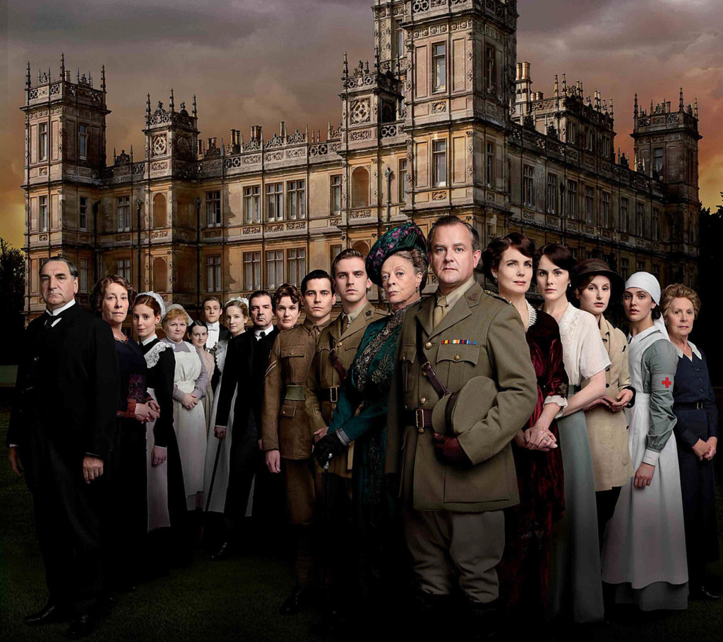 Recomandare: Downton Abbey, un serial ce dă dependenţă