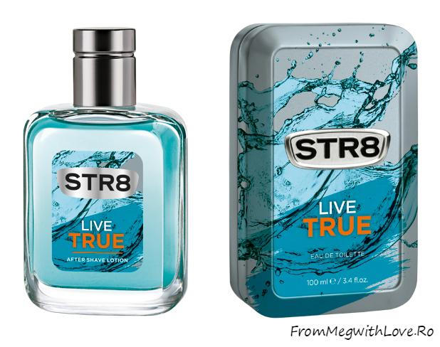 STR8 Live True, parfumul bărbatului autentic