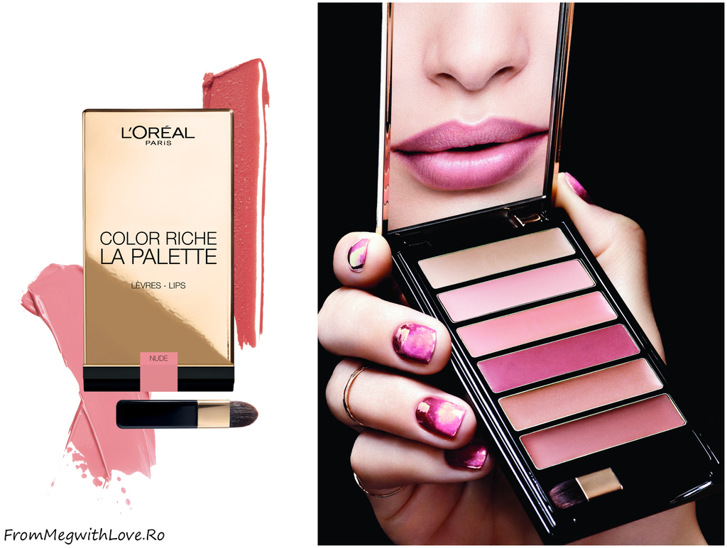 Color Riche La Palette Nude L'Oréal Paris