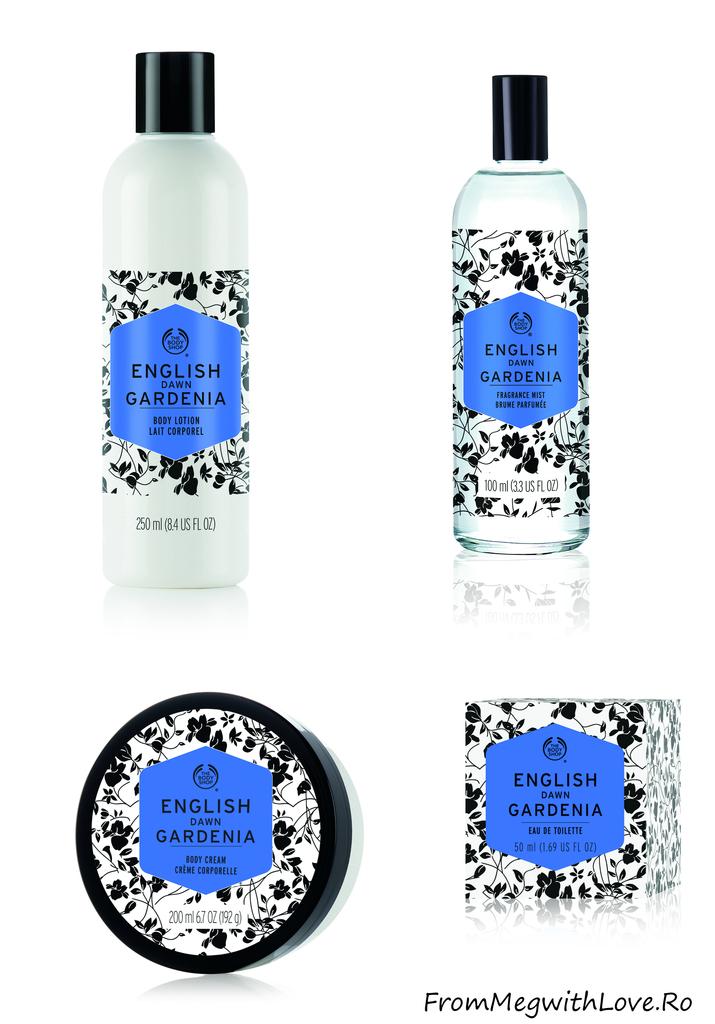 Noutăţi The Body Shop: o vară cu Piñita Colada, tiare şi gardenie