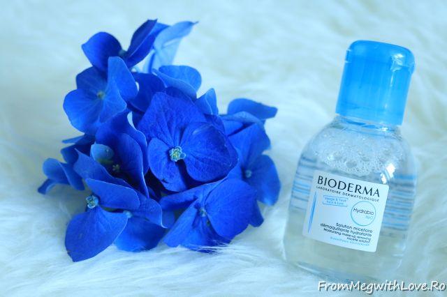 Gama Hydrabio Bioderma: formule şi produse noi