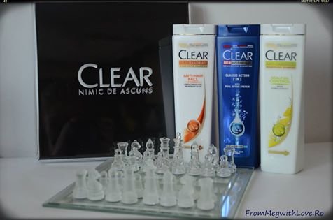 Noutăţi CLEAR: relansare şampoane antimătreaţă