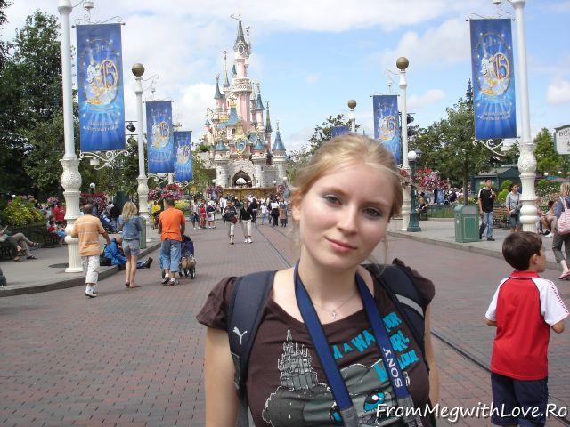 Disneyland, paris, france, franta, turist, copilarie