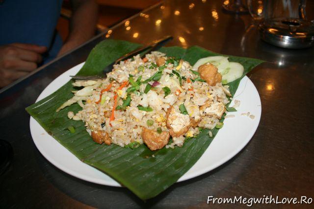 Malaezia, food, nasi lemak, malaysian food, fried rice,