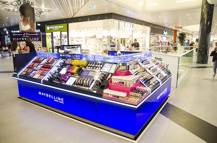 Makeup boutique Maybelline - Promenada Mall