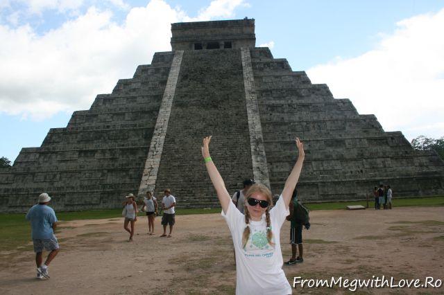 Chichen Itza, Quintana Roo, Mexic, yucatan, turista, turist, incasi, mayasi, maya