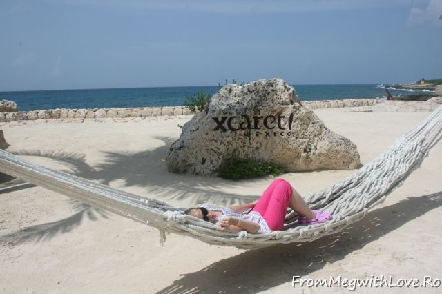 Quintana Roo, Yucatan, Mexic, turist, turista, hamac, siesta