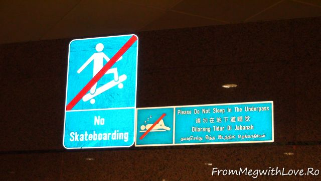 singapore, fine, amenda, city, tourist