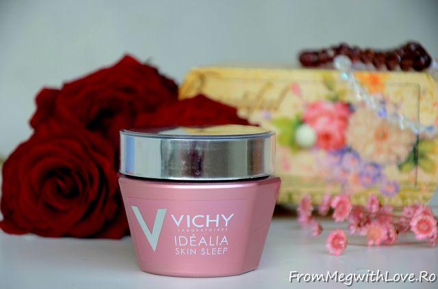 crema, balsam, gel balsam, crema fata, Skin Sleep, Vichy