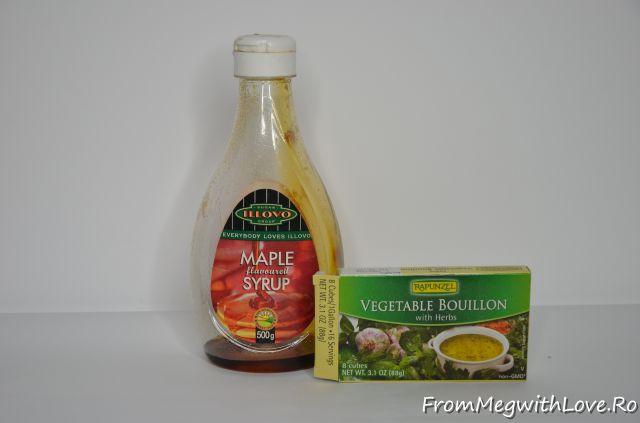 Produse culinare consumate