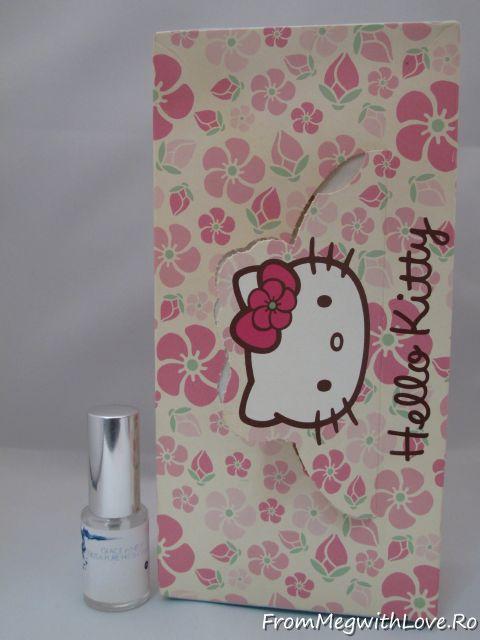 Hello Kitty, servetele, Nivea, kaufland