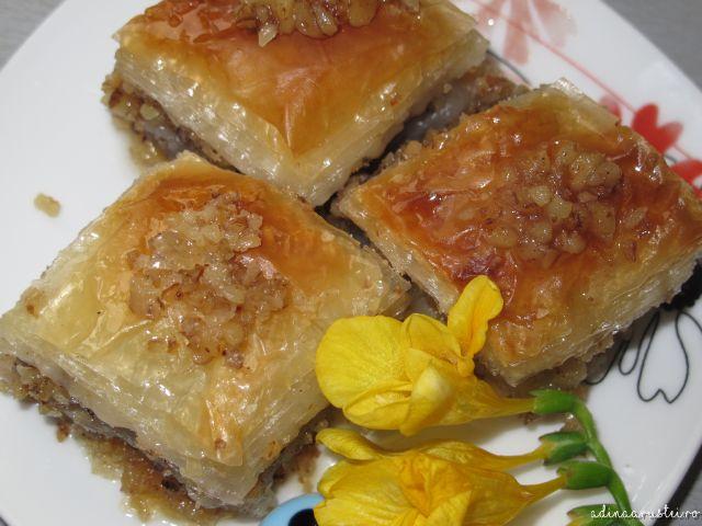 Cum faci cea mai bună baclava turcească acasă - reţetă