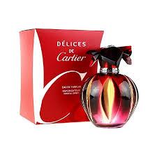 Eau de parfum Delices de Cartier