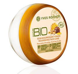 Yves Rocher – crema nutritiva cu miere si musli bio