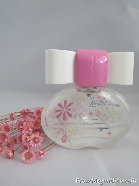 Parfum Incanto Lovely Flower by Salvatore Ferragamo