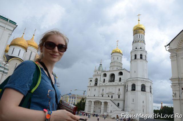 Turist în Rusia, Moscova - Ce să vizitezi în Moscova