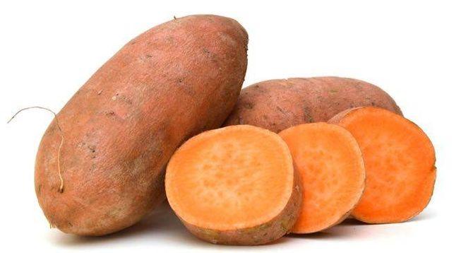 cartof dulce