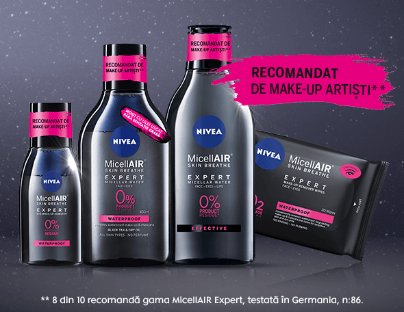 gama NIVEA MicellAIR®