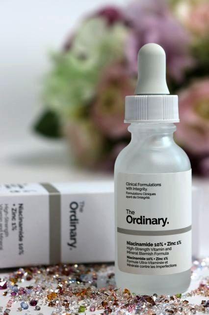Niacinamide 10% + Zinc 1% - The Ordinary - părerea mea despre produs
