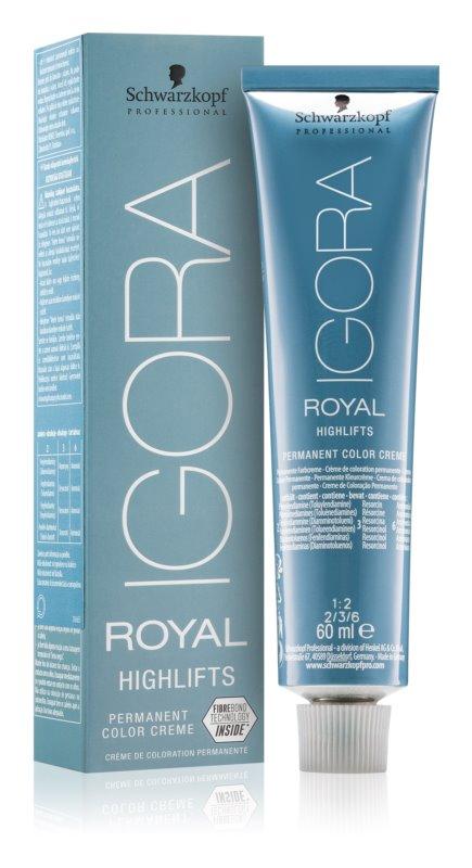 Vopsea de păr Schwarzkopf Professional IGORA Royal Highlifts