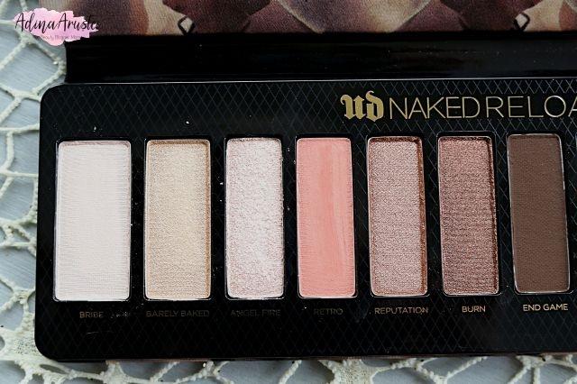 Ce e mai mişto decât paleta Naked? Paleta Naked Reloaded!