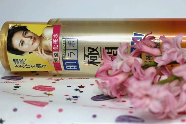 Acid hialuronic cu 5 molecule Hada Labo Gokujyun Premium Hyaluronic Acid Lotion (3)