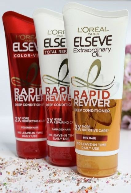 Balsam intensiv Rapid Reviver - Elseve, L'Oreal