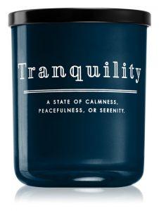 Lumânările parfumate: una dintre bucuriile toamnei mele: Lumânare Tranquility