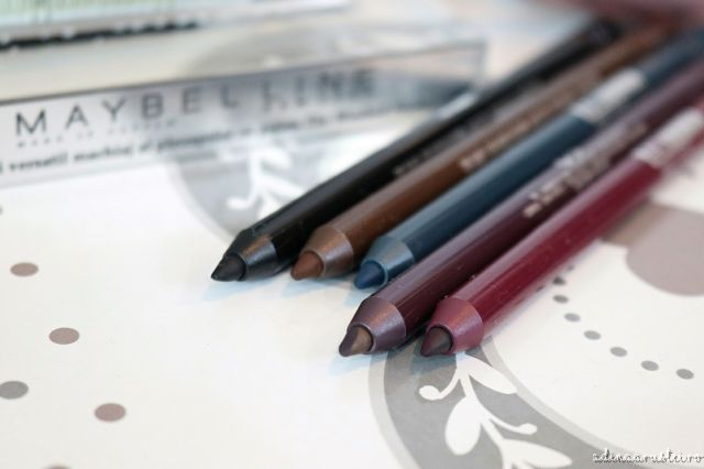 Creioane de ochi Tattoo Liner Gel Pencil - Maybelline