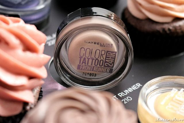 Color Tattoo, fardurile cremoase de la Maybelline