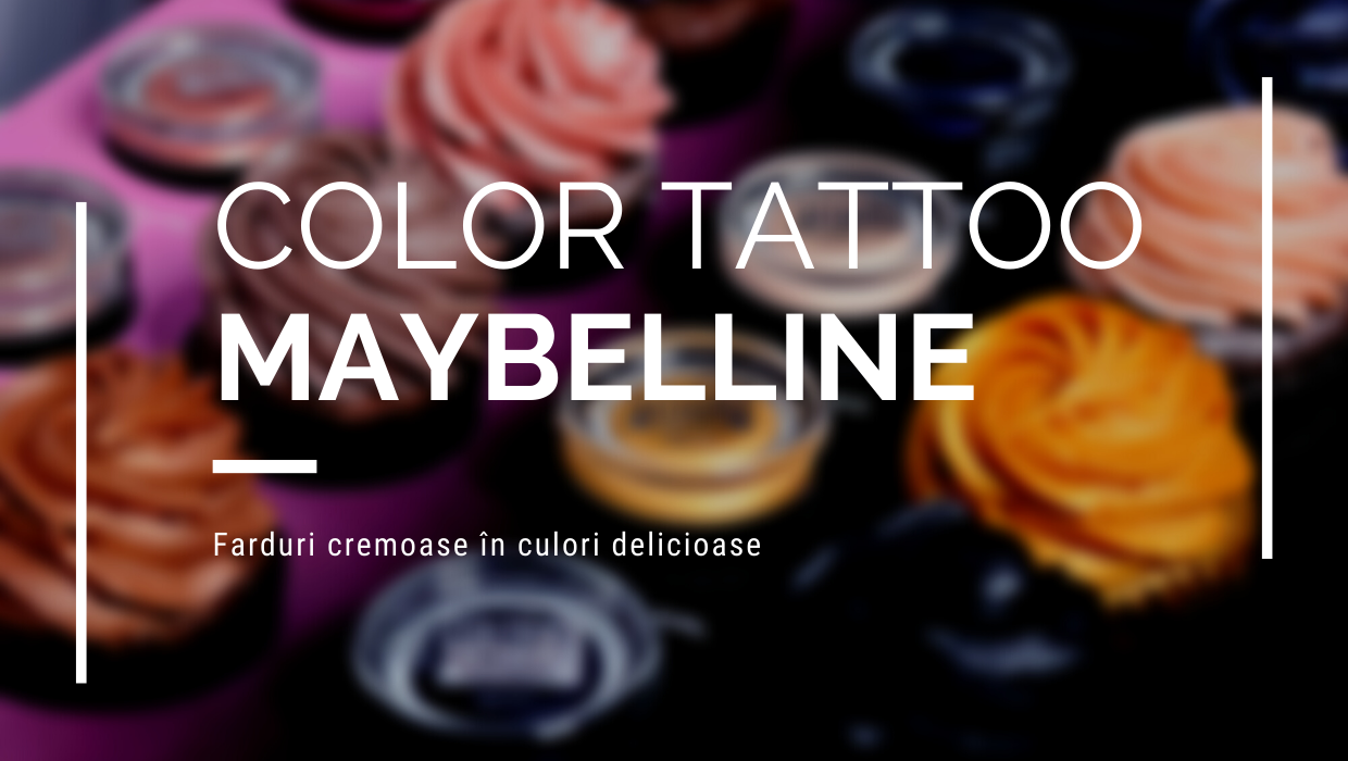 maybeline color tattoo