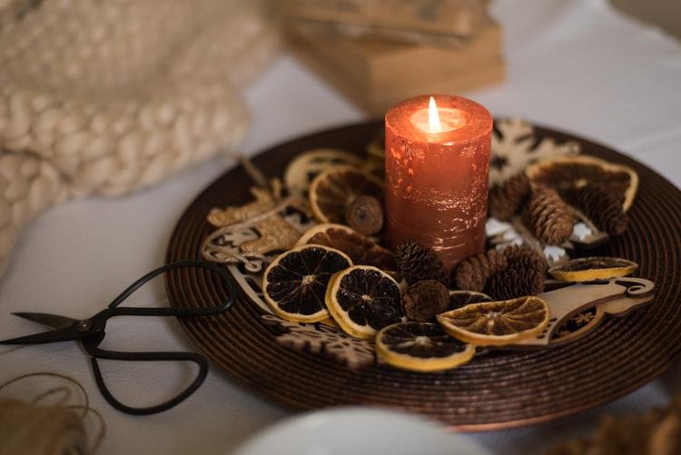 Lumânările parfumate - opt motive pentru a le cumpăra