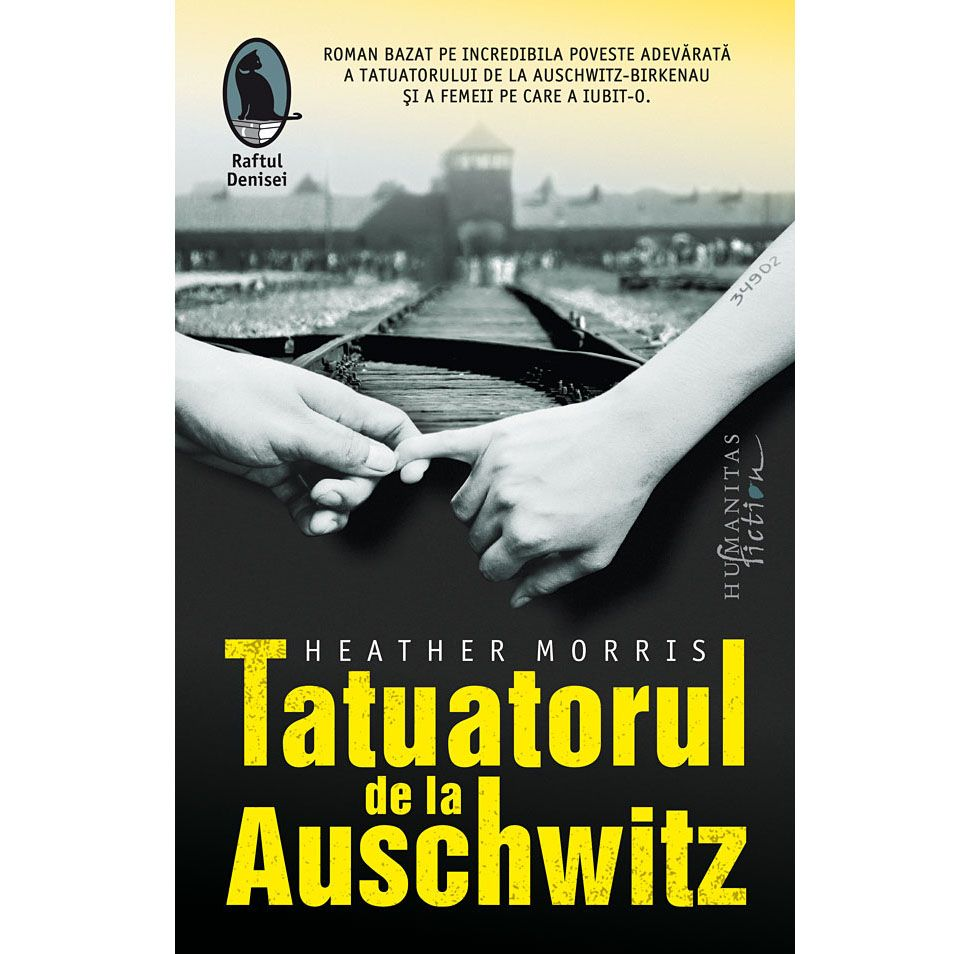 Tatuatorul de la Auschwitz – Heather Morris