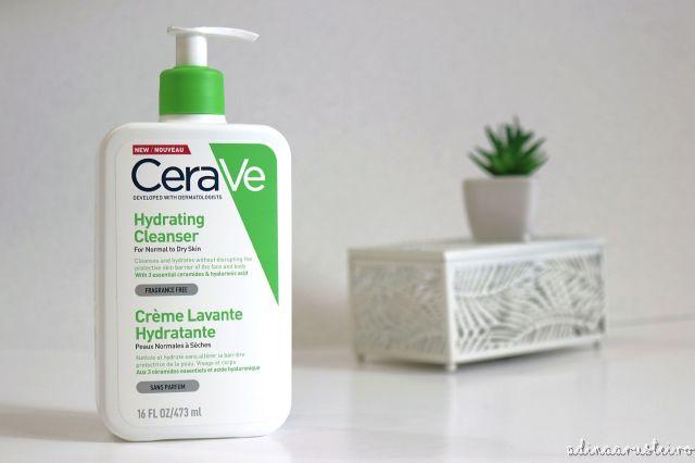 CeraVe Gel de Spalare Hidratant (1)