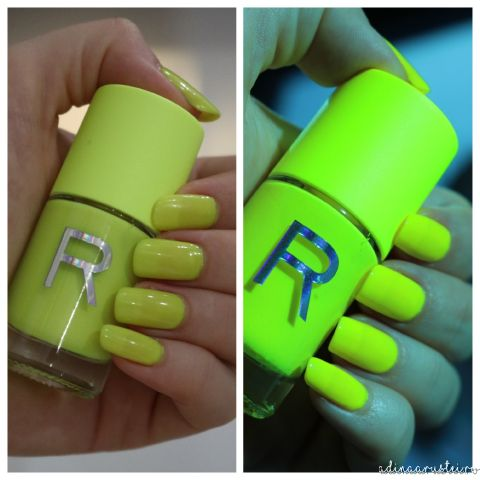 Oja neon: Makeup Revolution Neon