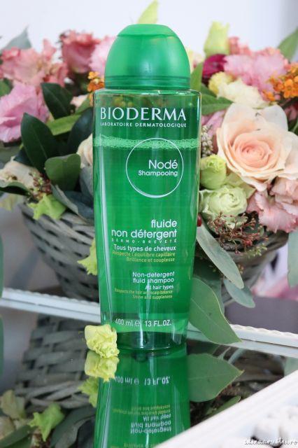 Șampon Bioderma Nodé Fluid - Review