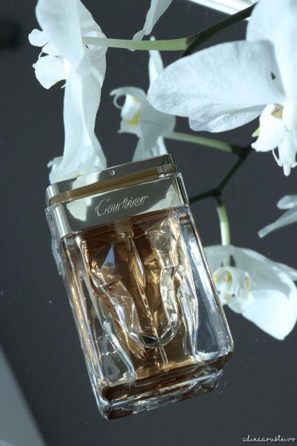 Apa de parfum Cartier La Panthère - elegantă și sofisticată