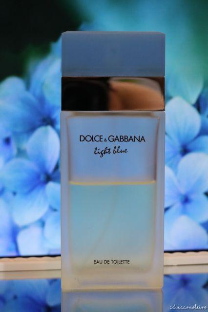 Dolce & Gabbana Light Blue - un parfum cu note perfecte pentru vară